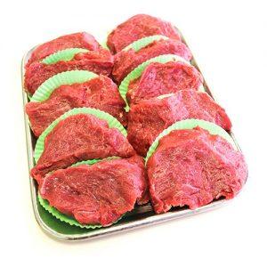 paarden biefstuk