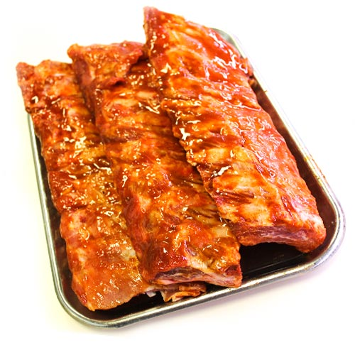 gemarineerde-spareribs